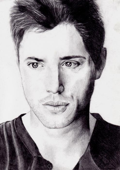 Jensen Ackles by Evelina1996